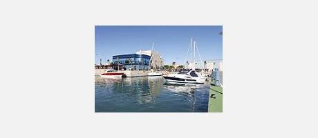 Img 1: Marina Port Castelló