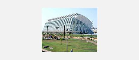 Img 1: Museo de las Ciencias Príncipe Felipe