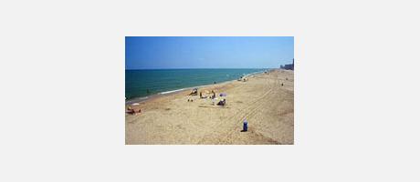 Img 1: Playa de Pinedo