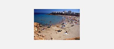 Img 1: Playa La Zenia (Cala Cerrada)