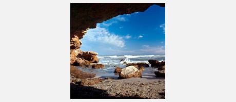 Img 1: Playa La Renegà