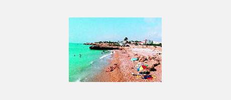 Img 1: La Noria Cove