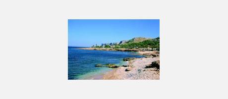 Img 1: Punta Negra (Les Rotes)