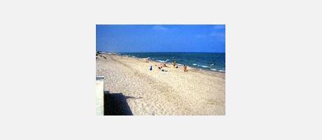 La Devesa Beach