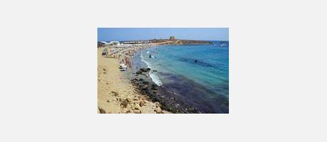 Img 1: Isla de Tabarca Beach