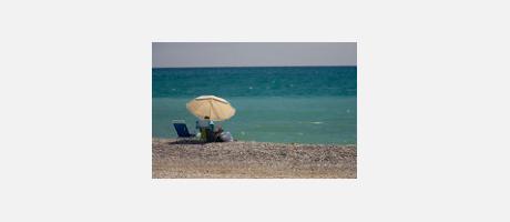 Img 1: Playa del Grao
