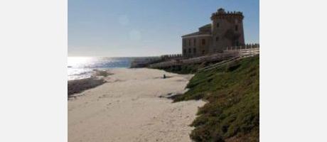 Playa Jesuitas