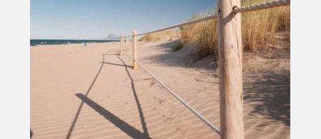 Aigua Blanca Beach