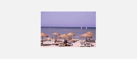 Img 1: Playa Las Albaranas