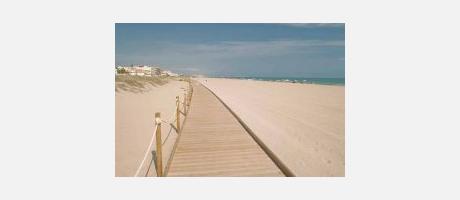 Foto: Playa de Xeraco