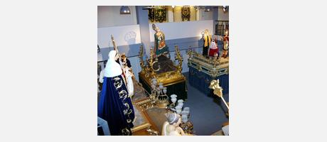 Img 1: Museo de la Semana Santa