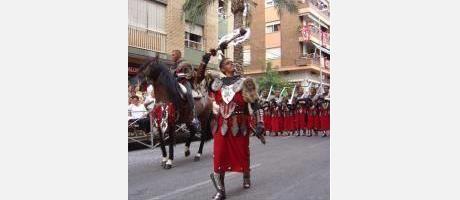 Foto: Feste der Mauren und Christen auf Ontinyent