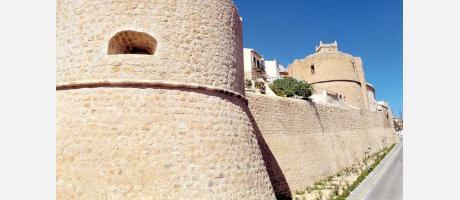 La Vila Joiosa/Villajoyosa murallas