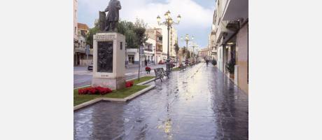 Manises - Avenida Blasco Ibáñez