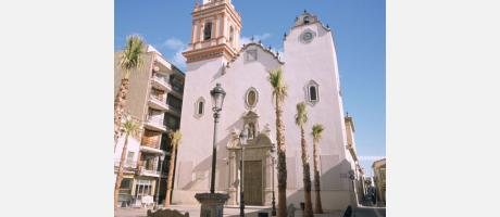 Manises - Iglesia San Juan Bautista