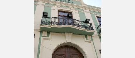 Antigua Escuela de Cerámica en Manises