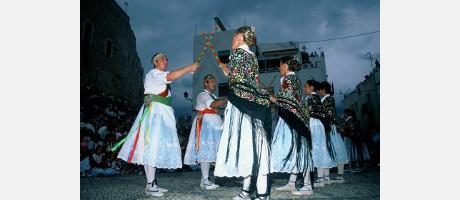 Festes a la Mare de Déu d'Ermitana a Peníscola