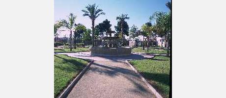 Le parc Los Filtros Manises