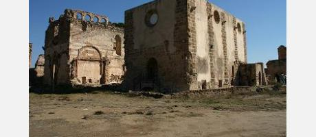 Cartuja Vall de Crist en Ademuz