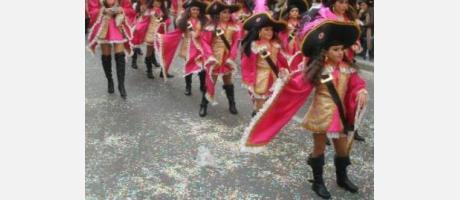 Img 1: Carnaval en Torrevieja