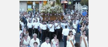 Img 1: Festividad de la Virgen del Carmen