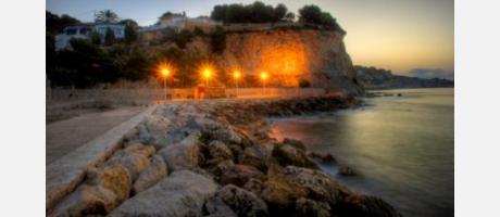 Img 1: Festival in Cala l'Advocat-Baladrar in Benissa