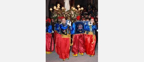 San Antón y Media Fiesta de Moros y Cristianos