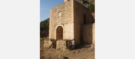 Horno de Santa Matilde en Orihuela