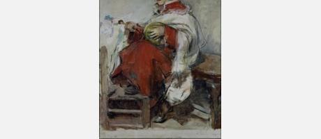 Img 1: Ignacio Pinazo. Colecciones en diálogo en el Ivam de Valencia