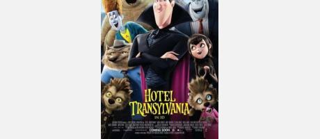 "Cartel ""Hotel Transylvania"""