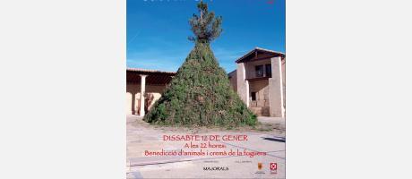 Img 1: Fiesta de San Antonio Abad en Castellfort.