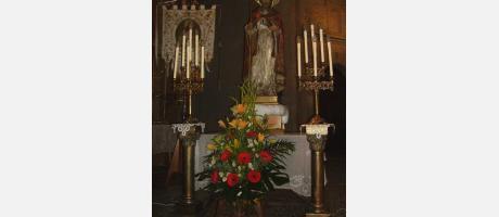 Img 1: Festividad de San Blas de Vilafranca.