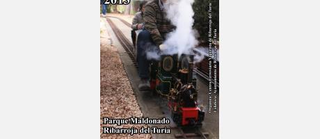 Img 1: A todo vapor 2013