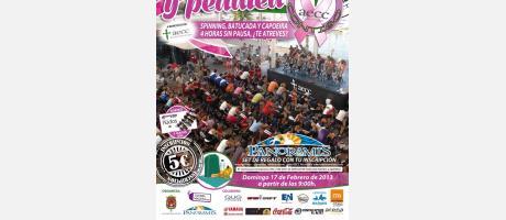 Img 1: Súbete a la Vida y pedalea en Alicante.
