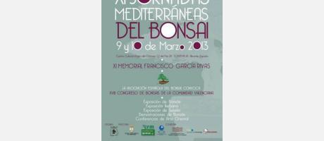 "Img 1: ""XI Jornadas Mediterráneas del Bonsai"""