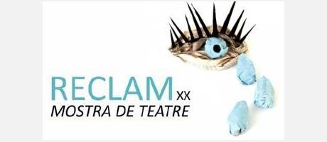 Img 1: Exposición reclam XX mostra de teatre en Onda