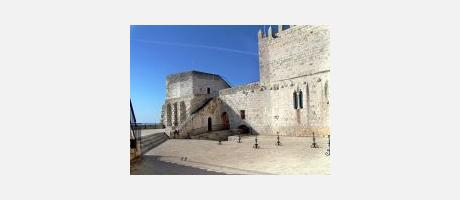Img 1: La Fortaleza de Peñíscola y la Armada en el siglo XVII