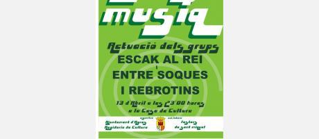 Img 1: Feltival musical AGRESMUSIQ.