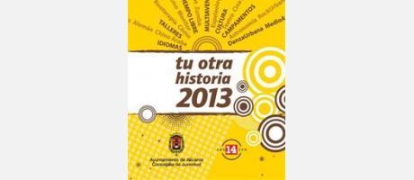 """Img 1: Programa de ocio solidario para jóvenes """"Tu otra Historia"""", Alicante 2013"""