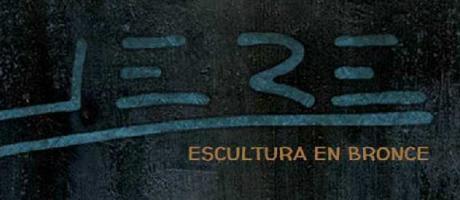 """Img 1: Exposición del escultor """"Jere"""" en Todolella."""