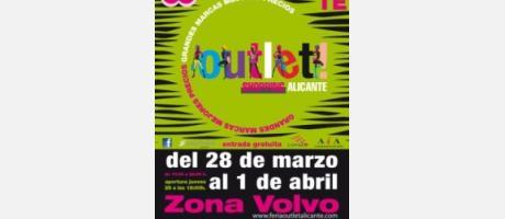 Img 1: VIII Feria Outlet Alicante 2013