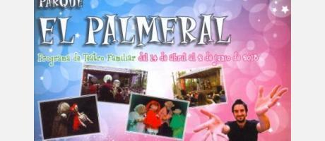 Img 1: Templete Parque El Palmeral 2013