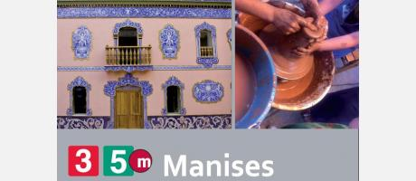 Img 1: Metro Rutas Manises 2013