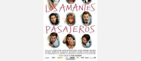 Img 1: Cine Municipal: Los Amantes Pasajeros