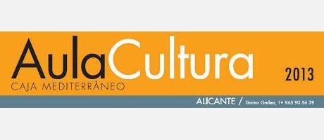 Img 1: Aula Cultura Caja Mediterráneo. Abril 2013