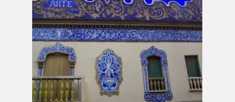 Fotografía del Edificio EL ARTE realizada por Javier Mesa Reig