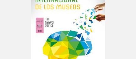 Cartel día internacional de los Museos 2013