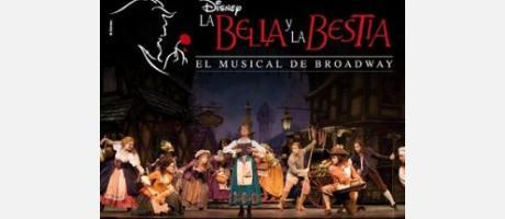 Cartel Bella y Bestia