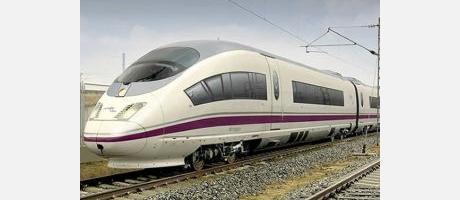 imagen del AVE Madrid-Alicante
