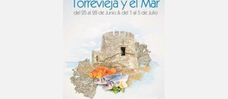 Cartel Jornadas Gastronómicas Torrevieja 2013